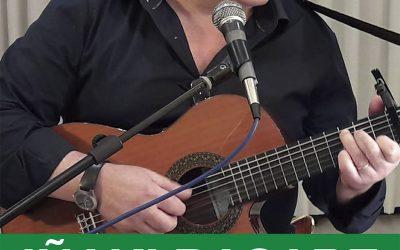 Iñaki Basabe en concierto