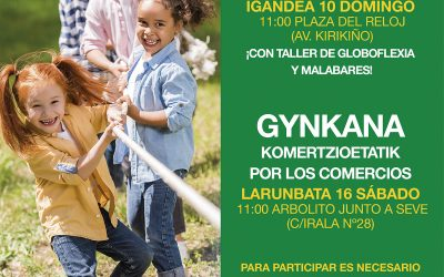 Grand Prix de Irala y Gynkana de Comercios