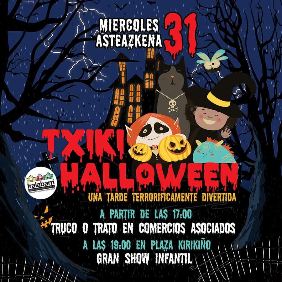 Fiesta Txiki Halloween