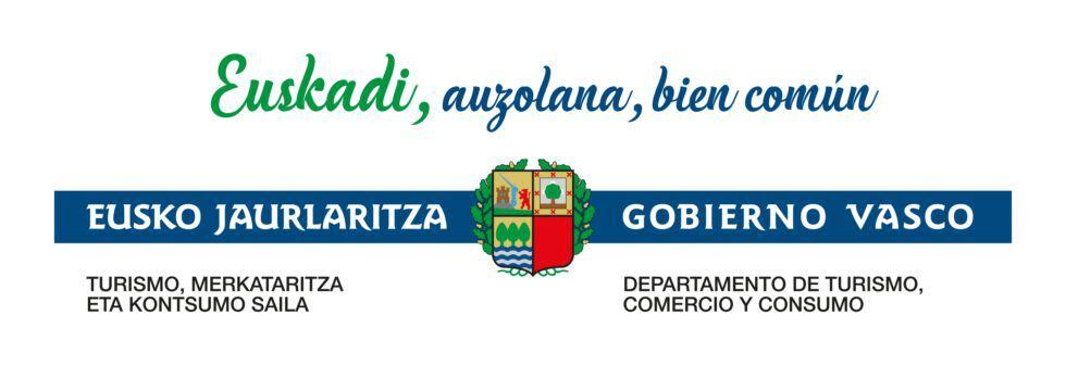 Departamento de Turismo, Comercio y Consumo del Gobierno Vasco